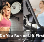 Run or Lift First
