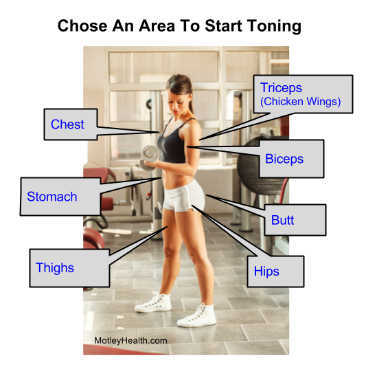 Pick A Body Part To Tone Up - MotleyHealth®