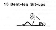 Bent-leg sit-ups