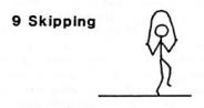 Gandy's skipping station