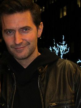 Richard Armitage, 2012