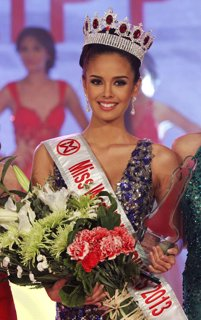Megan Young crowned Miss World 2013