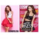 Ariana Grande on Cosmo