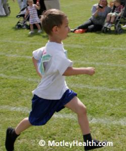 Beni running
