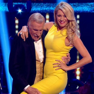 Tess Daly and Bruce