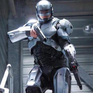 Joel Kinnaman is Robocop