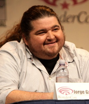 Garcia at the 2012 WonderCon in March 2012. Photo by Gage Skidmore.