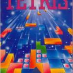 NES Tetris Box Front
