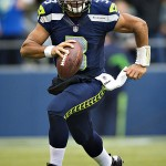 Russell Wilson vs Vikings, November 4 2012 Larry Maurer