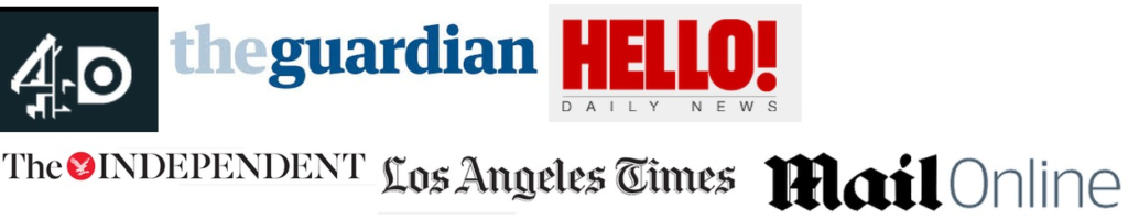 newspapers logos