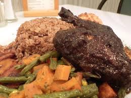 Jamaican cooking