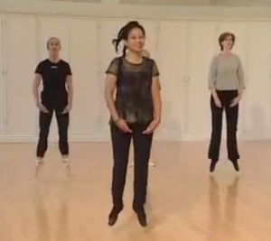 ballet jumping