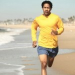 African-American-male-running-on-the-beach-uid-1453269-199x300