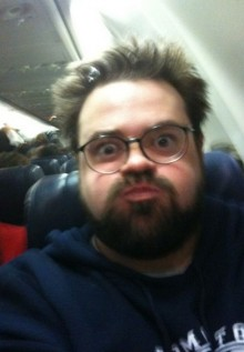 Kevin Smith on fat flight