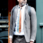 Lenny Henry spotted out shopping this month