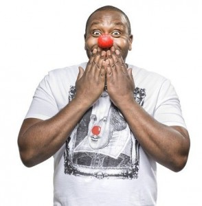 Diabetes is no laughing matter. Image: Lenny Henry Red Nose day 2011