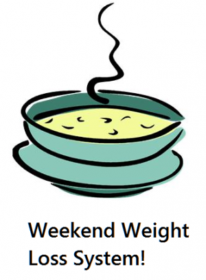 The Weekend Weight Loss System