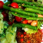 vegetables for runners