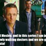 I'm Michael Mosley