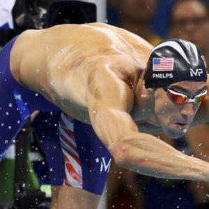 Michael Phelps - Rio 2016