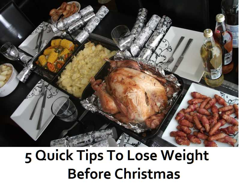 5 quick tips to lose weight before christmas motleyhealth ccuart Image collections