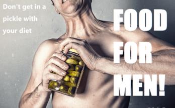 Man Food - Food for Men!