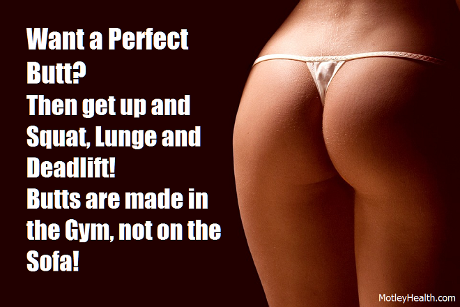 perfect butt exercises