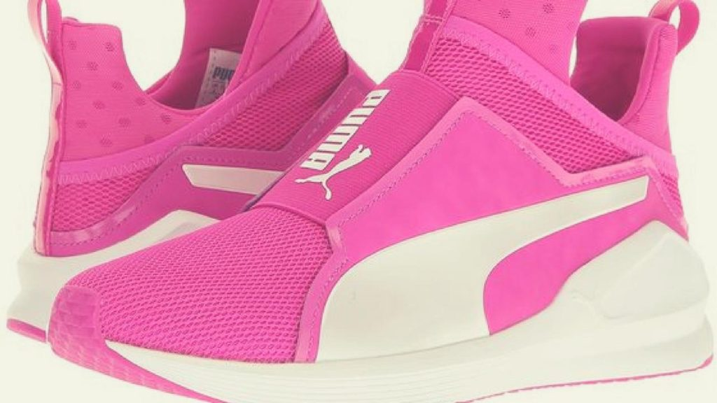 PUMA Womens Fierce Core Cross-Trainer Shoe