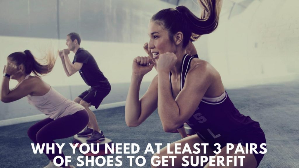 best shoes to get super fit