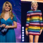 Holly Willoughby Before and After Weight Loss Photo