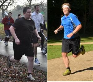 Matt Pembroke running