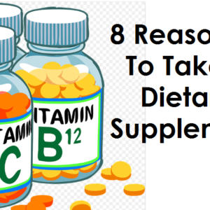 reasons to take supplements