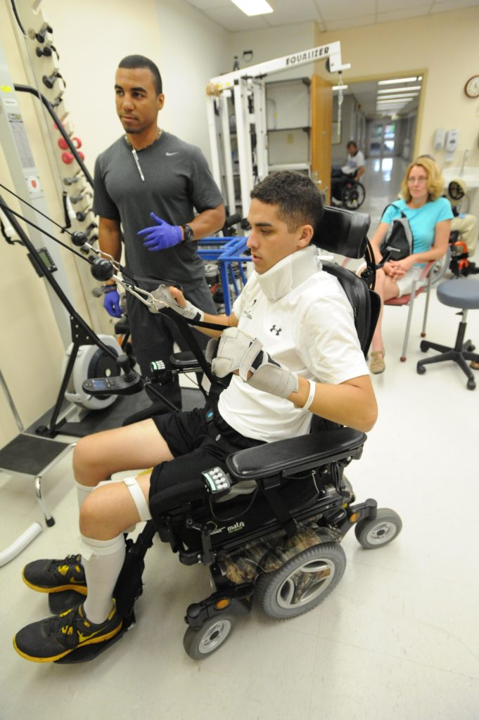 spinal cord injury recovery