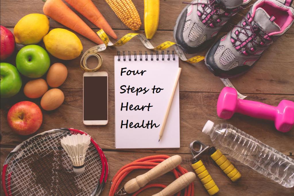 Four Steps to Wellness
