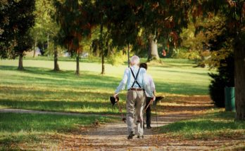 nordic walking for over sixties