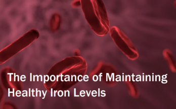 The Importance of Maintaining Healthy Iron Levels