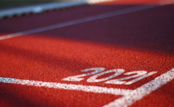 2021 on running track