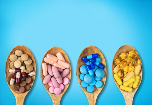 spoonfuls of supplements